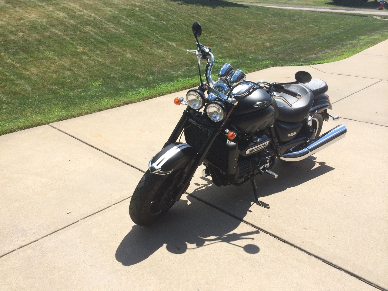 2014 Triumph Rocket III ROADSTER ABS, motorcycle listing