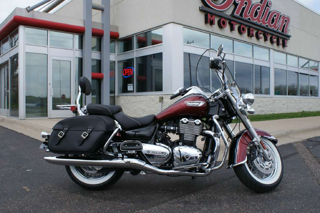 2014 Triumph Thunderbird LT with Launch Pack, motorcycle listing