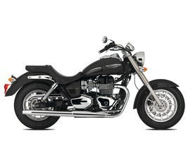 2015 Triumph America, motorcycle listing