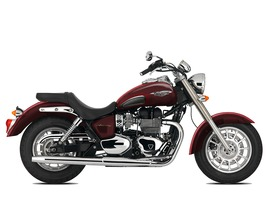 2015 Triumph America Two-Tone, motorcycle listing
