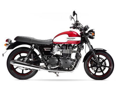 2015 Triumph Bonneville New Church Special Edition, motorcycle listing