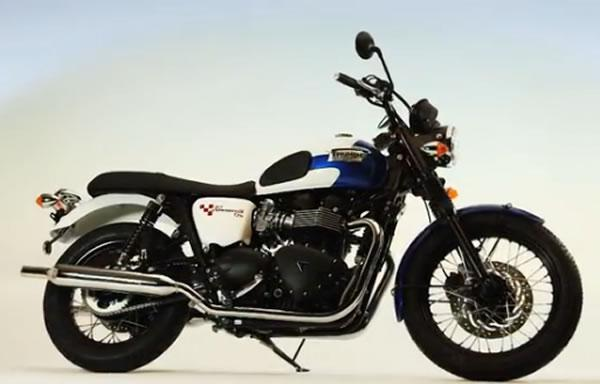 2015 Triumph Bonneville T214 Land Speed special, motorcycle listing