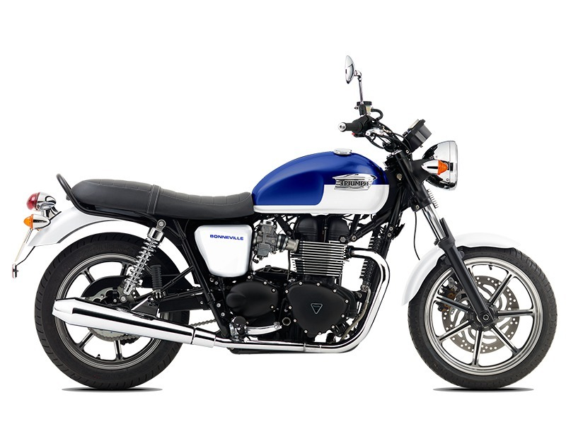 2015 Triumph Bonneville Two-Tone, motorcycle listing