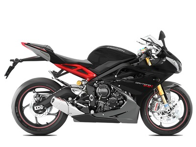 2015 Triumph Daytona 675 R ABS, motorcycle listing