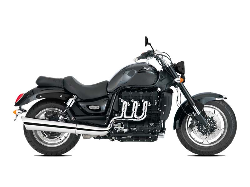 2015 Triumph ROCKET III, motorcycle listing
