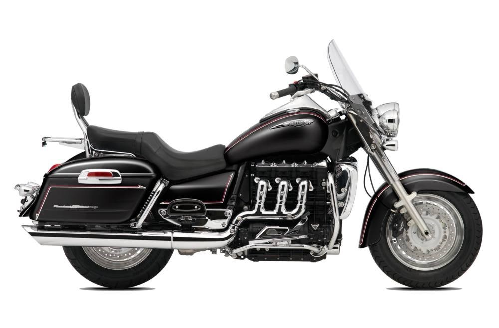 2015 Triumph ROCKET III TOURING ABS - SINGLE COLOR, motorcycle listing