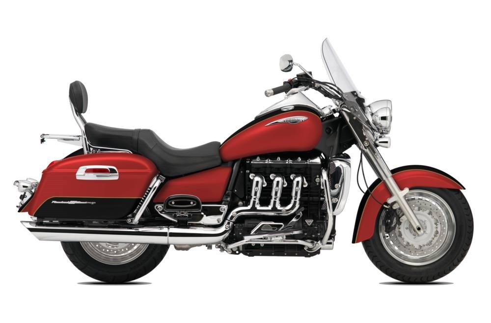 2015 Triumph ROCKET III TOURING ABS - TWO TONE, motorcycle listing