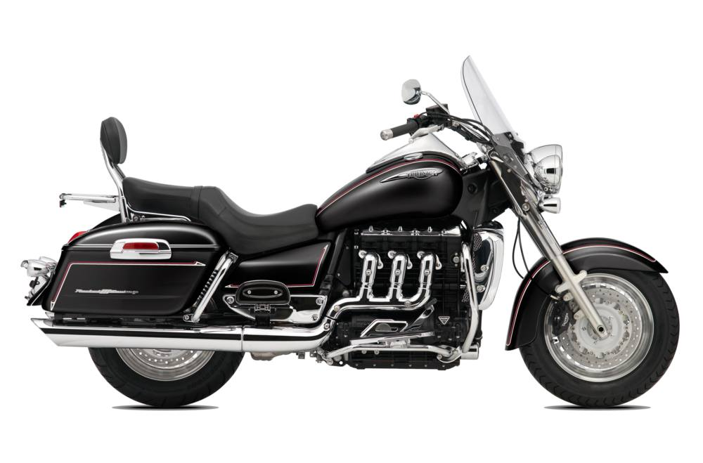 2015 Triumph ROCKET III TOURING, motorcycle listing