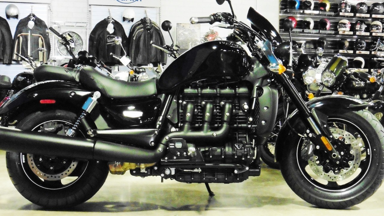 2015 Triumph Rocket III Roadster ABS, motorcycle listing