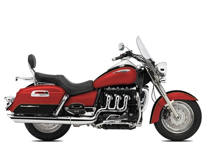 2015 Triumph Rocket III Touring ABS Two-Tone, motorcycle listing