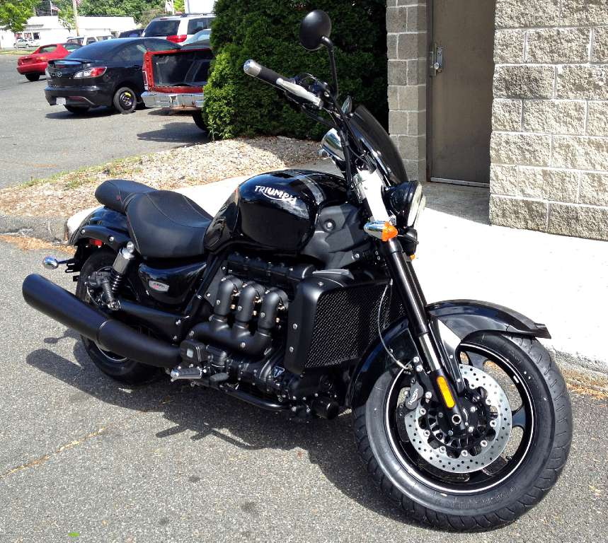2015 Triumph Rocket X Limited Edition, motorcycle listing