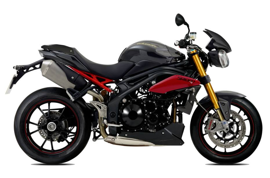 2015 Triumph SPEED TRIPLE R, motorcycle listing