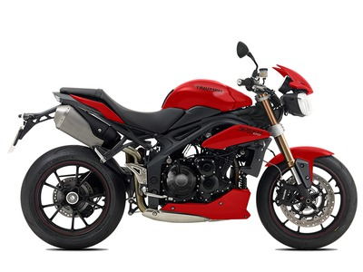 2015 Triumph Speed Triple ABS, motorcycle listing