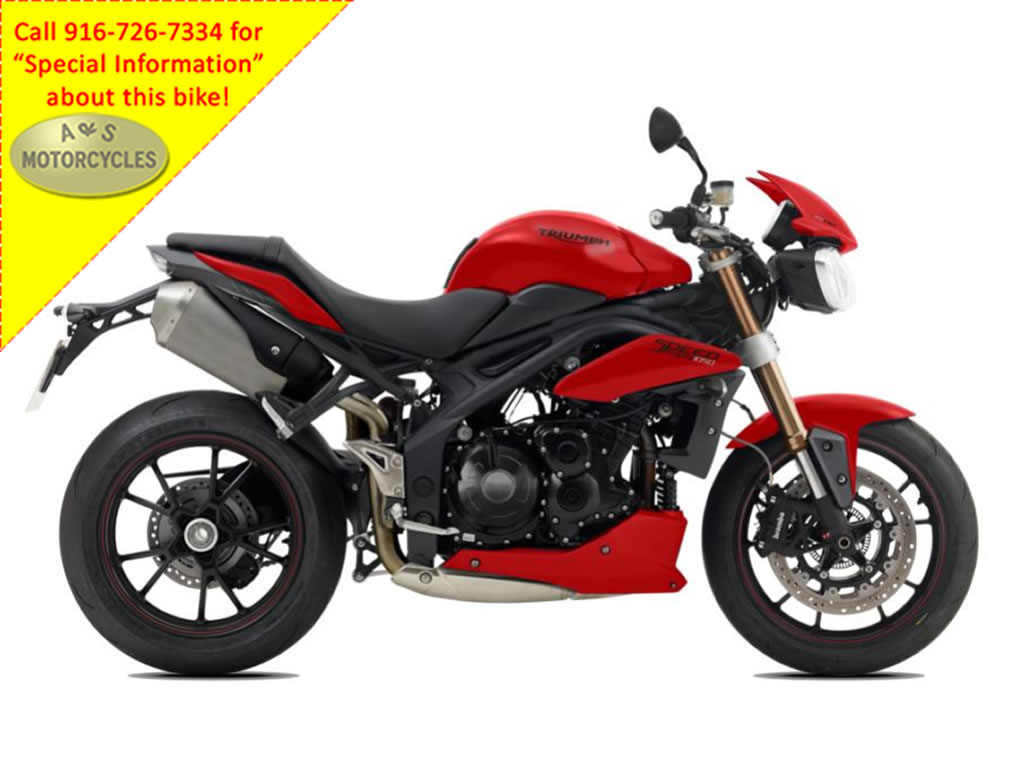 2015 Triumph Speed Triple, motorcycle listing