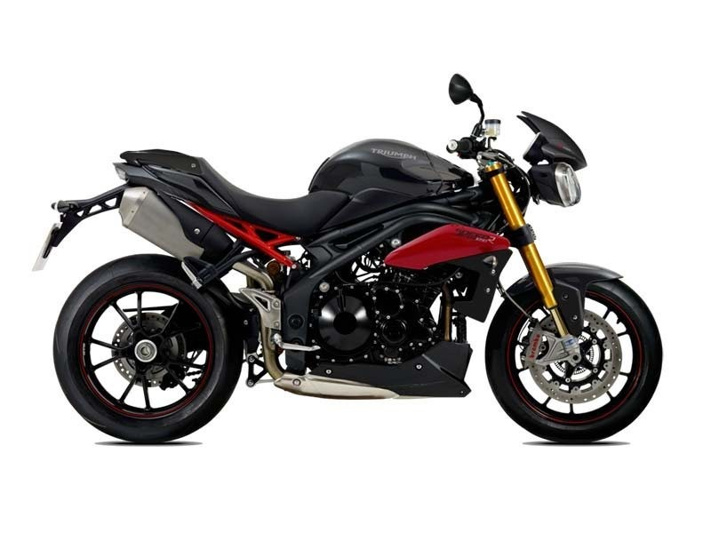 2015 Triumph Speed Triple R ABS, motorcycle listing