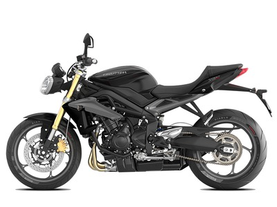 2015 Triumph Street Triple ABS, motorcycle listing