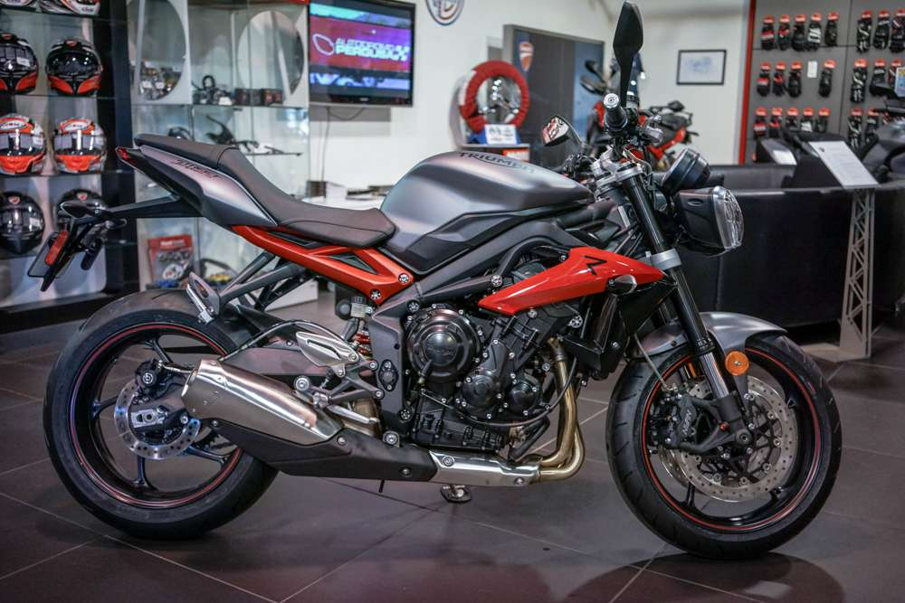 2015 Triumph Street Triple R ABS, motorcycle listing