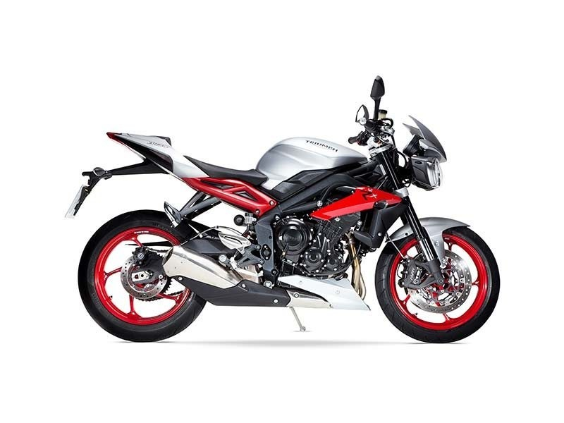 2015 Triumph Street Triple Rx ABS Special Edition, motorcycle listing