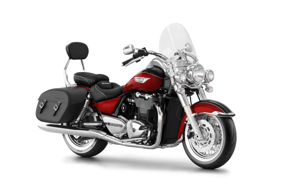 2015 Triumph THUNDERBIRD LT ABS, motorcycle listing