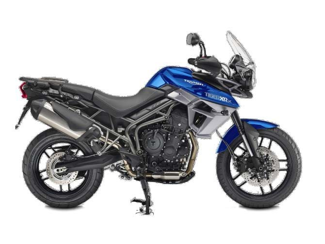 2015 Triumph TIGER 800, motorcycle listing