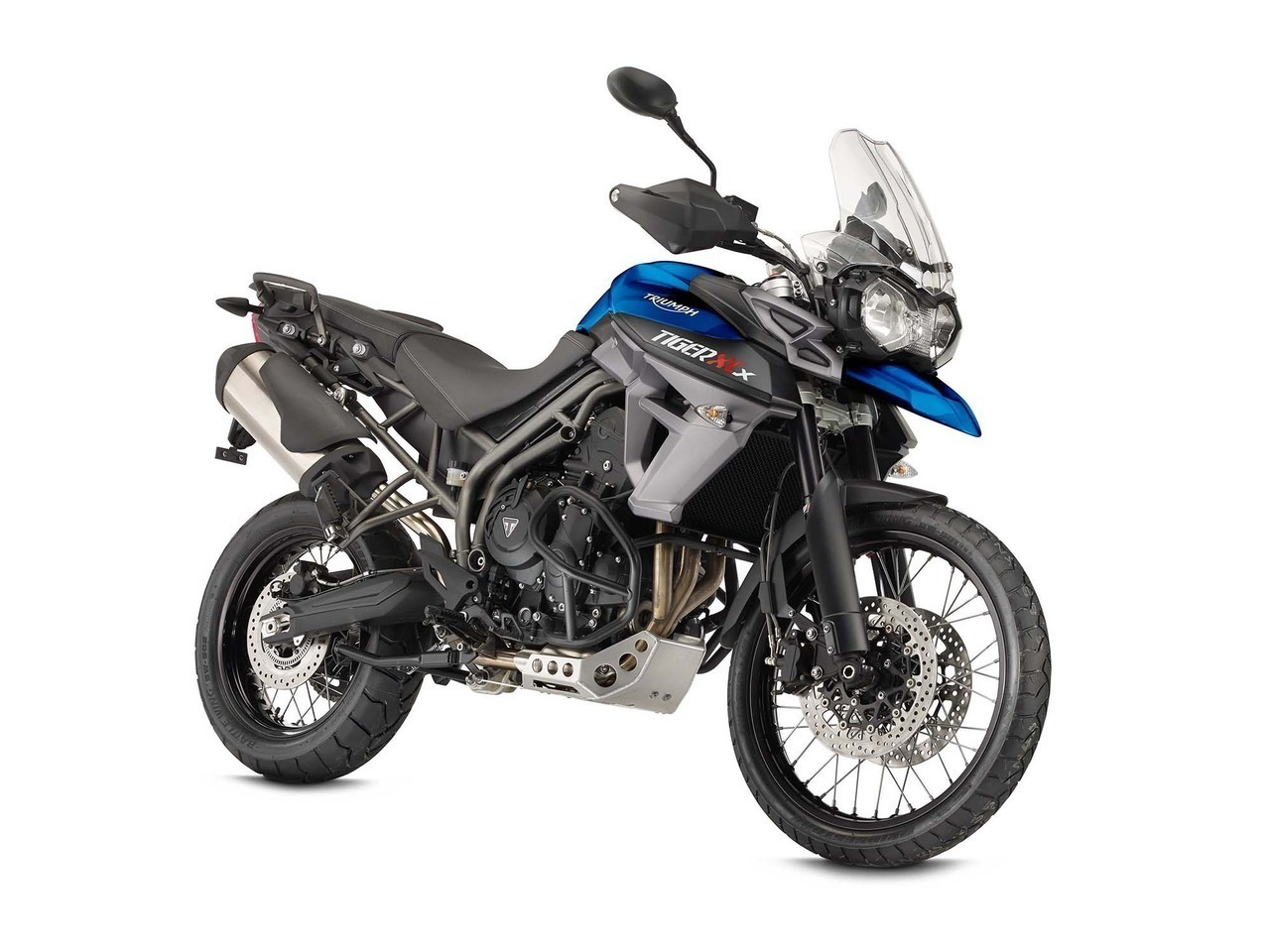 2015 Triumph TIGER 800 XCX ABS, motorcycle listing