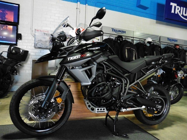 2015 Triumph TIGER 800XCx, motorcycle listing
