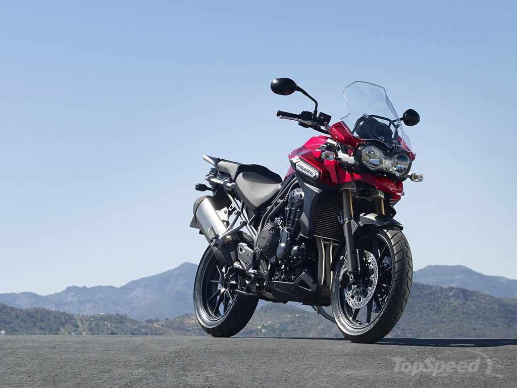 2015 Triumph TIGER EXPLORER, motorcycle listing