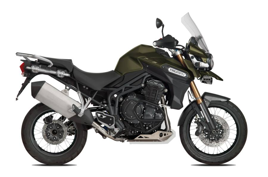 2015 Triumph TIGER EXPLORER XC, motorcycle listing