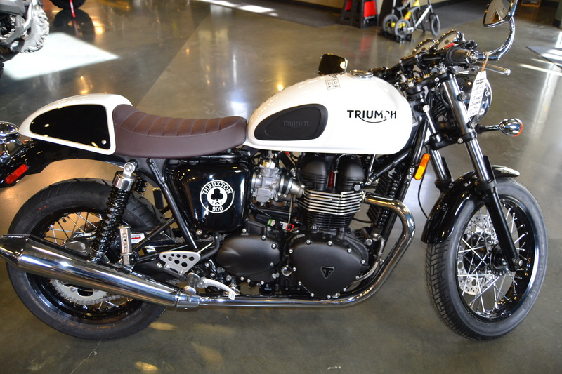 2015 Triumph Thruxton Ace, motorcycle listing