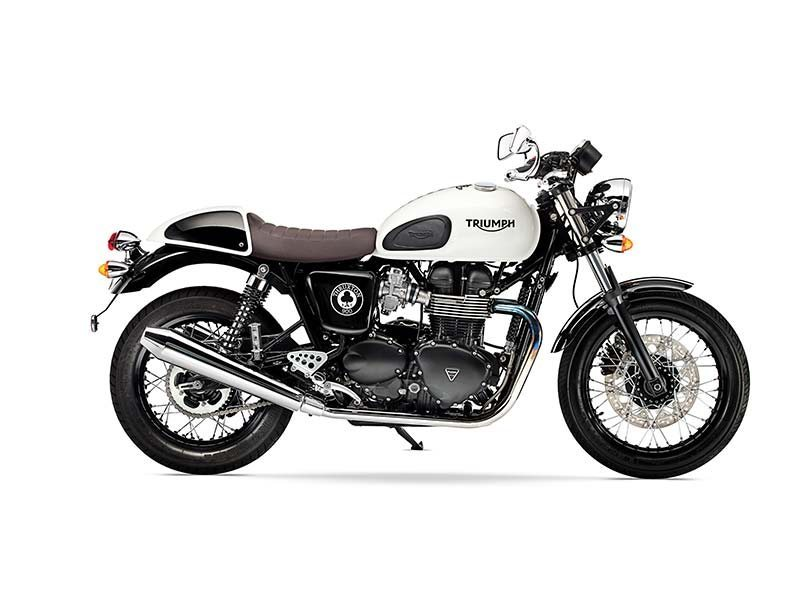 2015 Triumph Thruxton Ace Special Edition, motorcycle listing