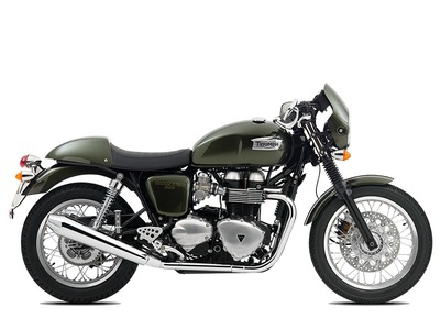 2015 Triumph Thruxton Standard, motorcycle listing