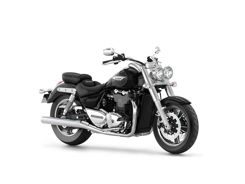 2015 Triumph Thunderbird Commander ABS, motorcycle listing