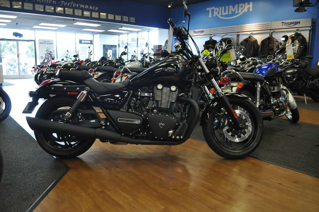 2015 Triumph Thunderbird Nightstorm ABS, motorcycle listing