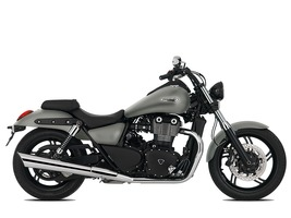 2015 Triumph Thunderbird Storm Matte ABS, motorcycle listing