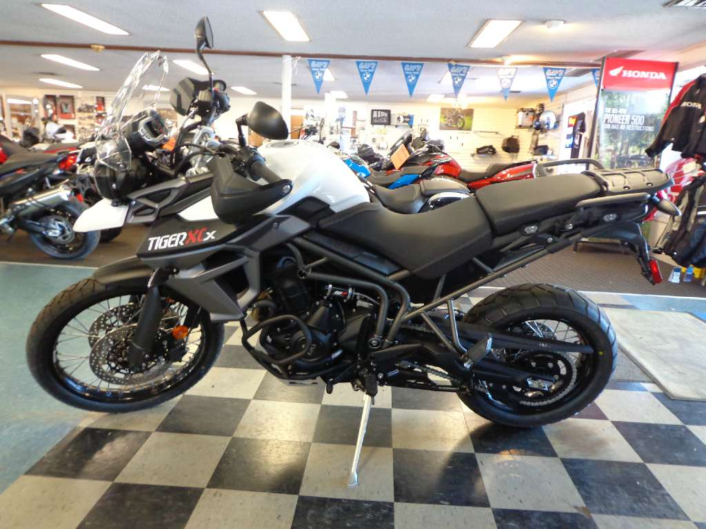 2015 Triumph Tiger 800 XCx, motorcycle listing