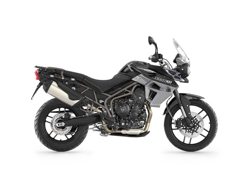 2015 Triumph Tiger 800 XR, motorcycle listing