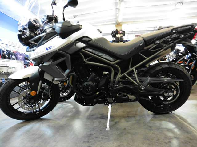 2015 Triumph Tiger 800 XRx, motorcycle listing