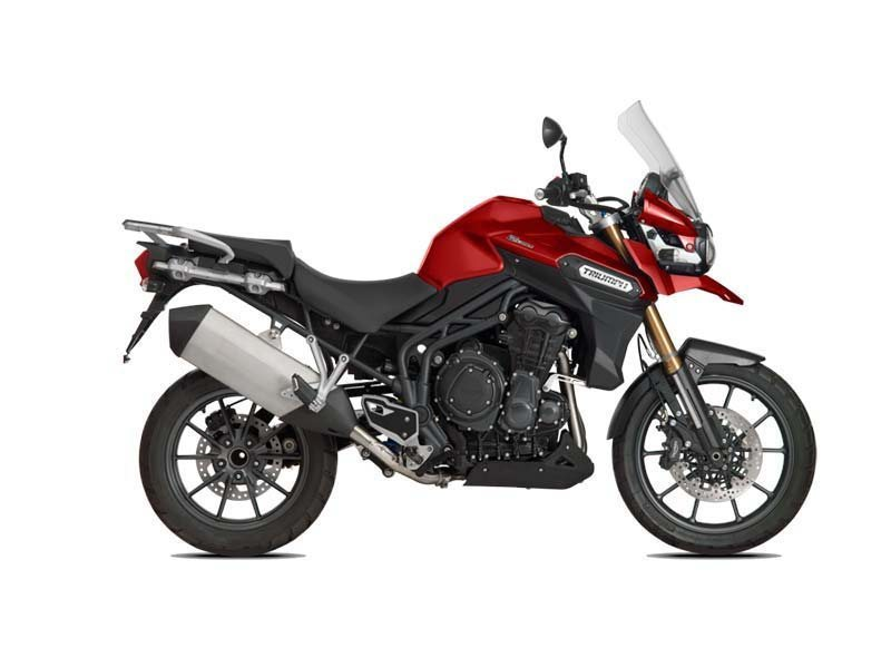 2015 Triumph Tiger Explorer ABS, motorcycle listing