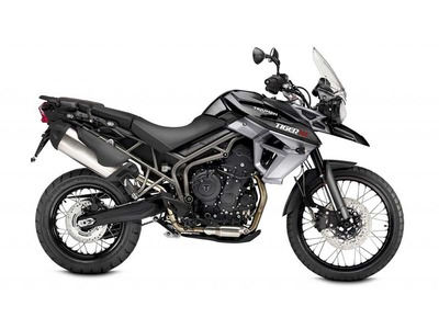 2016 Triumph Tiger 800 XC, motorcycle listing