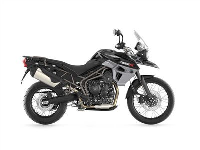 2016 Triumph Tiger 800 XC Phantom Black, motorcycle listing