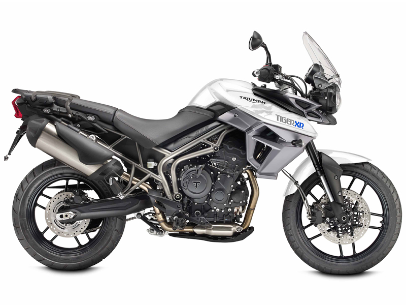 2016 Triumph Tiger 800 XR, motorcycle listing