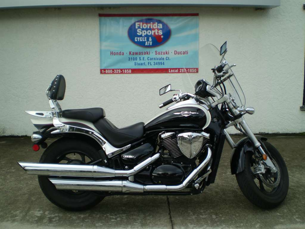 2009 Suzuki Boulevard M50 Special Edition, motorcycle listing