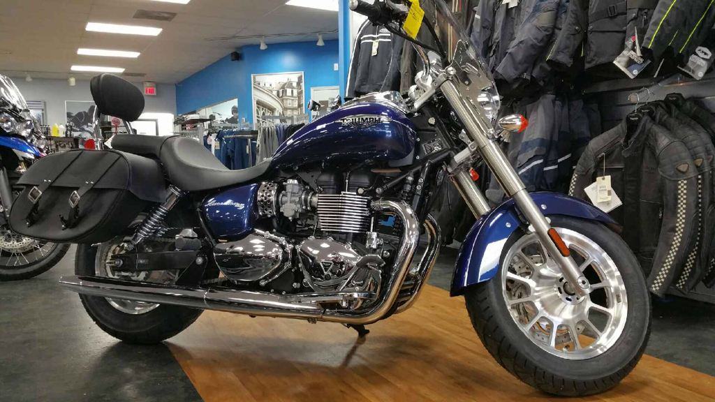 2015 Triumph America LT, motorcycle listing