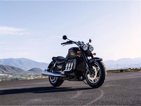 2015 Triumph Rocket 3 Roadster, motorcycle listing