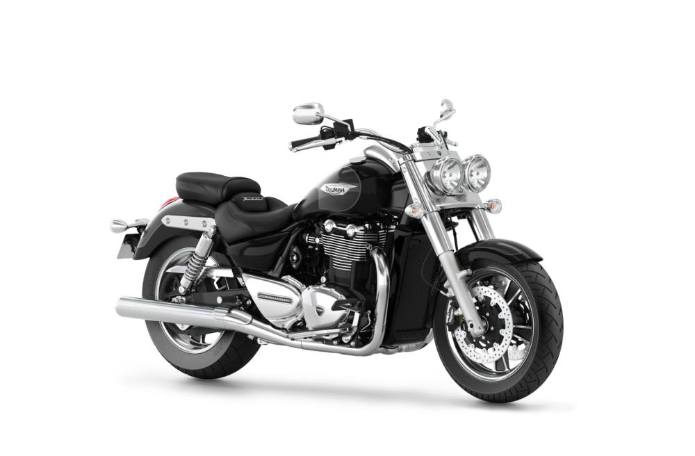 2015 Triumph THUNDERBIRD COMMANDER, motorcycle listing