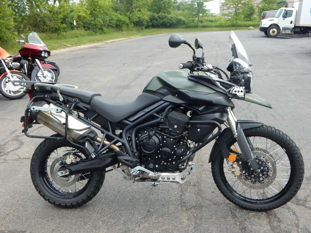 2014 Triumph Tiger 800 XC ABS, motorcycle listing