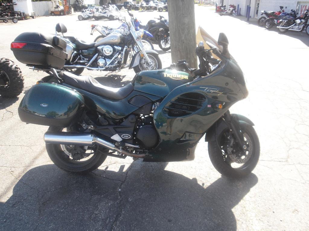1998 Triumph Trophy 1200, motorcycle listing