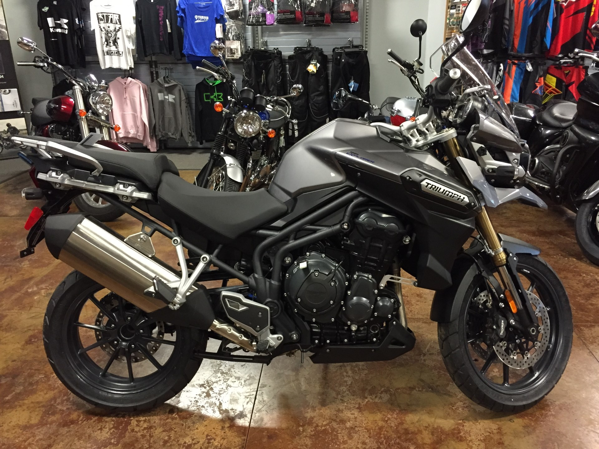 2014 Triumph Tiger Explorer ABS, motorcycle listing