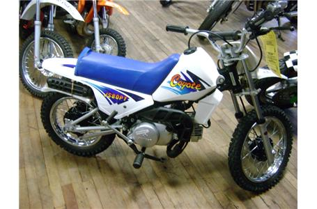 0 Zyco JS80, motorcycle listing