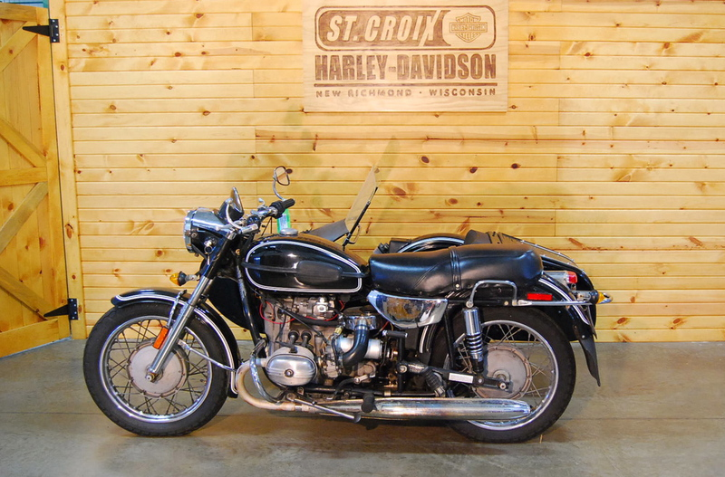 2000 Ural Bavarian Classic, motorcycle listing